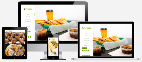 Restaurant Website Design Albany, NY Capital District Digital