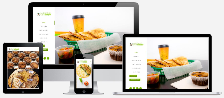 Restaurant Website Design Albany, NY Capital District Digital