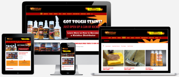 Carpet Cleaning Website Design Albany, NY Capital District Digital