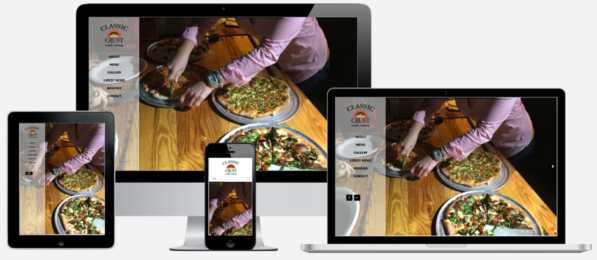 Catering Website Design Albany, NY Capital District Digital