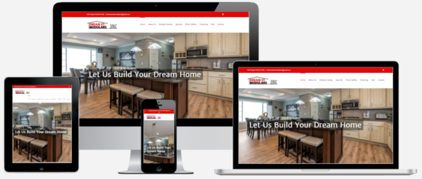 Home Construction Website Design Albany, NY Capital District Digital