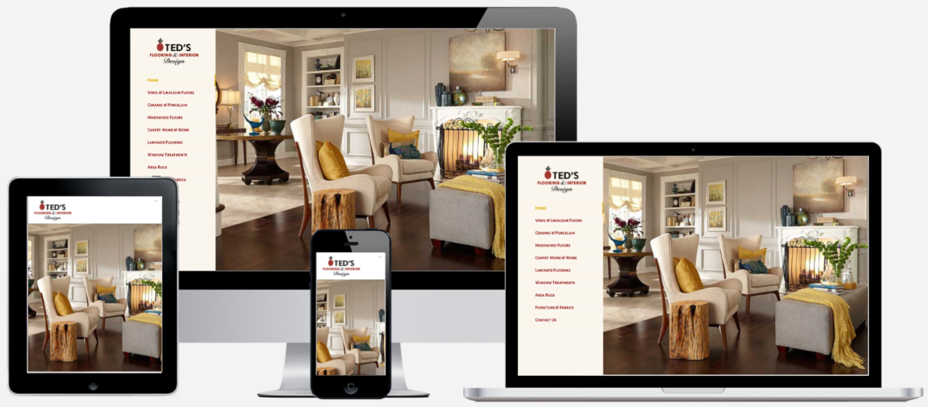 Flooring Company Website Design Albany Ny Capital District Digital