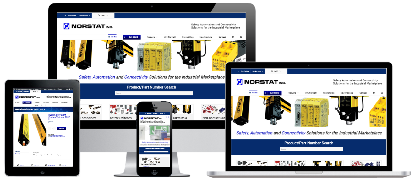 Norstat WordPress Website Design Albany, NY - Capital District Digital
