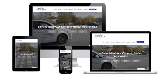 Medical Web Design Albany, NY