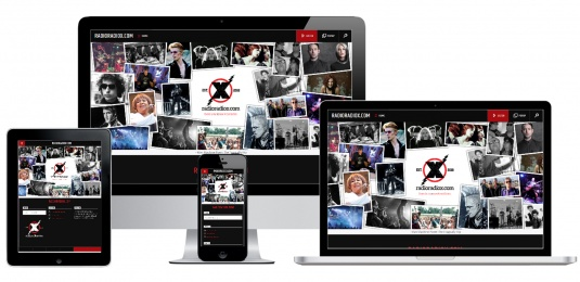 Broadcasting Website Design Albany, NY