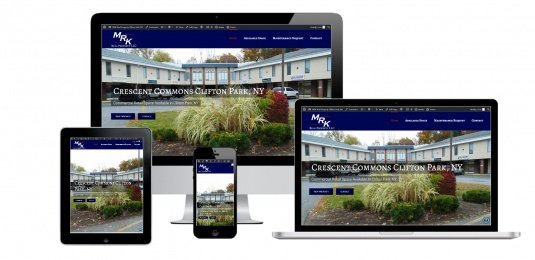 Website Design for Real Estate Company Albany, NY