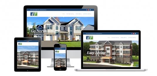 Apartment Website Design Albany, NY