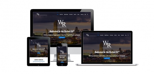 Web Design Employment Agency Albany, NY - Capital District Digital